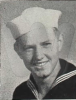 Earl Doggart Naval Training 1951