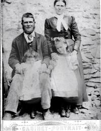 Thomas Cahillane and Johanna Sears