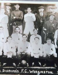 Arthur Doggart Goalkeeper