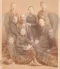 Family of Adam and Marion cica 1882 Pitlochry (see media tab for details)